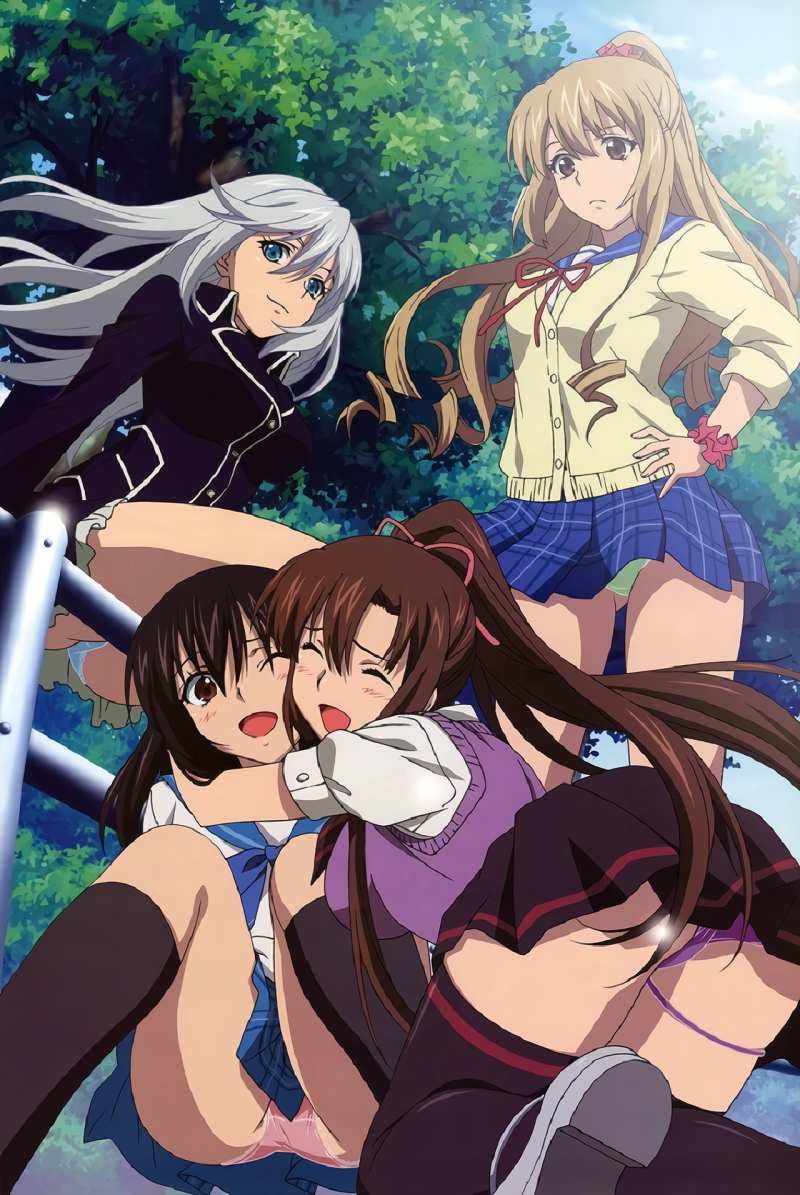 Strike the Blood IV: Green Day