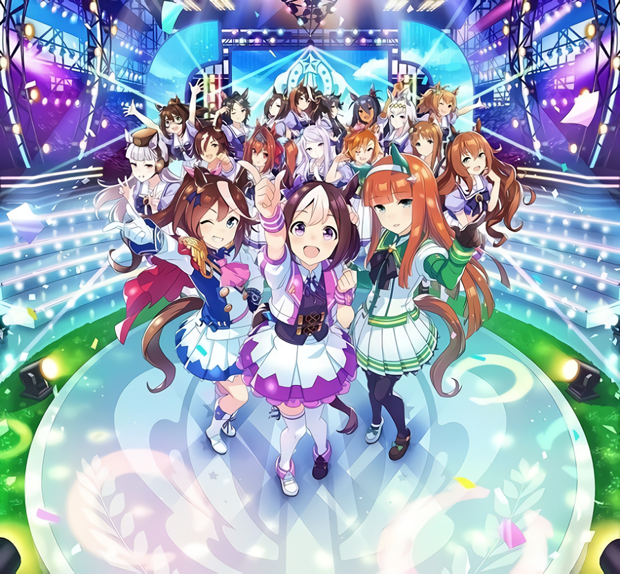 Uma Musume Pretty Derby: World