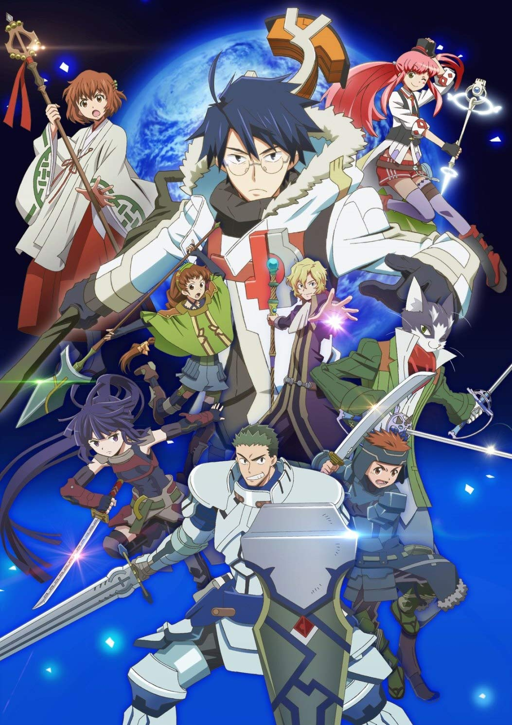 Log Horizon: Entaku Houkai: Visual 1