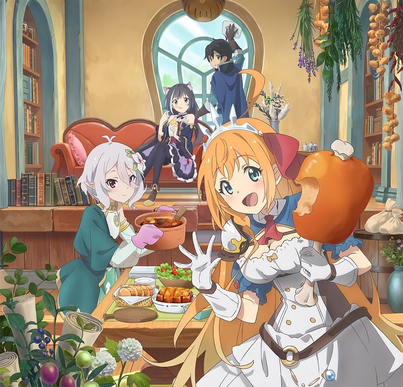 Princess Connect! Re:Dive: Principal temp 1