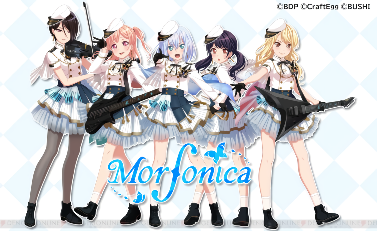 BanG Dream!: Morfica