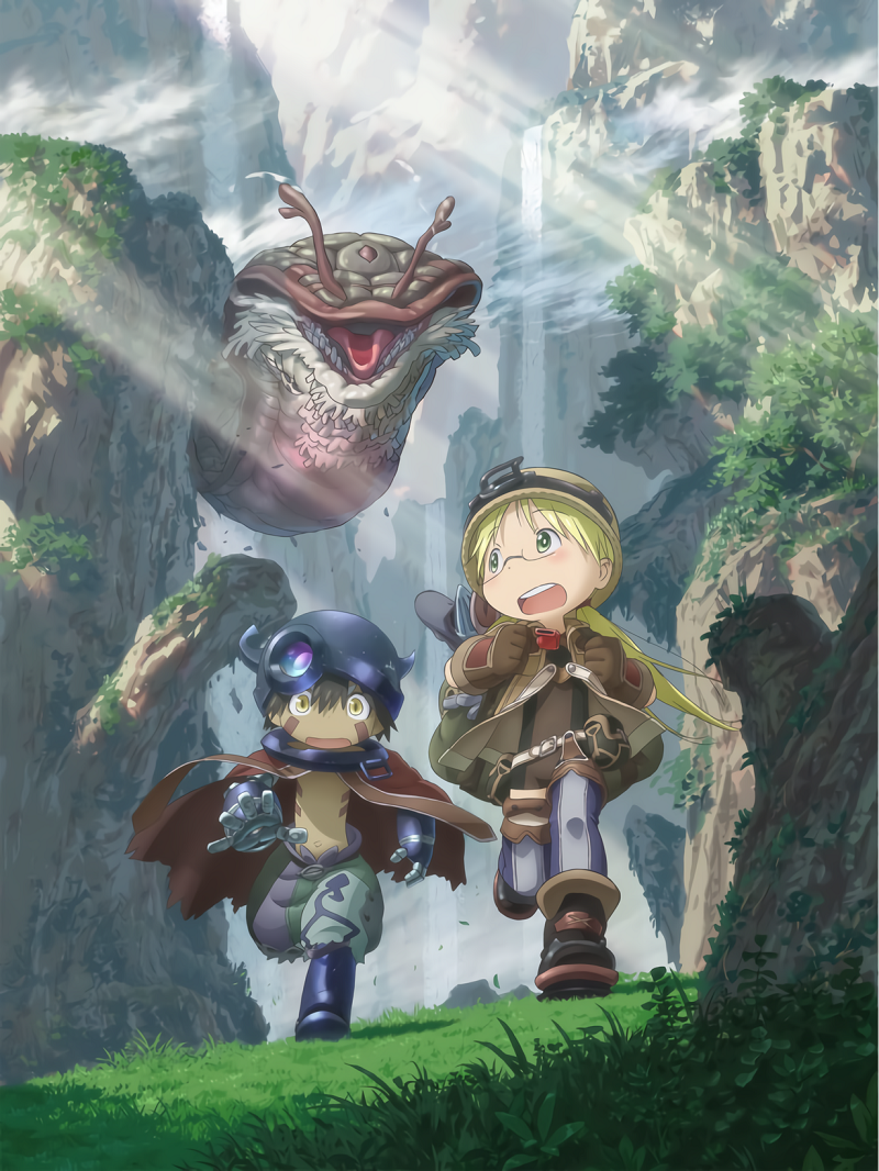 Made in Abyss: Interesante
