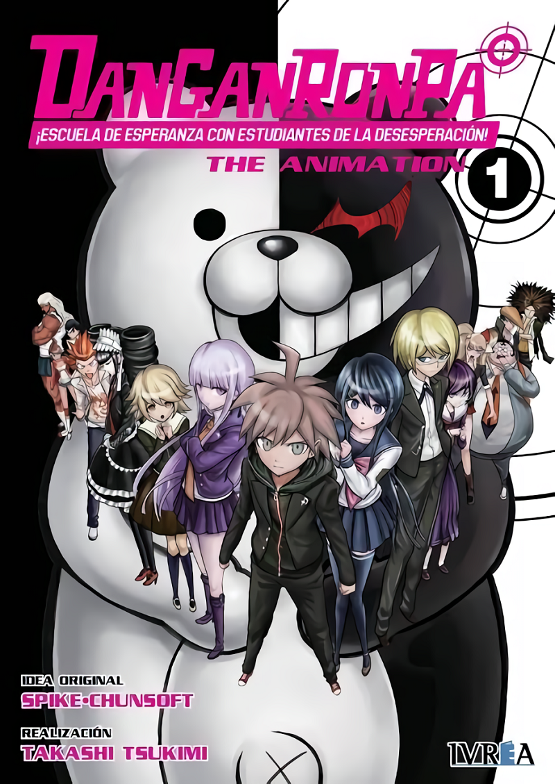 Danganronpa: the animation 1