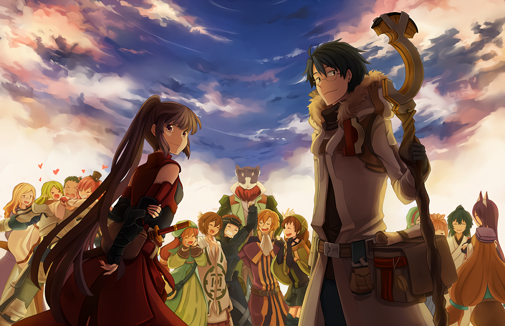 Log Horizon: Entaku Houkai: Beautifull