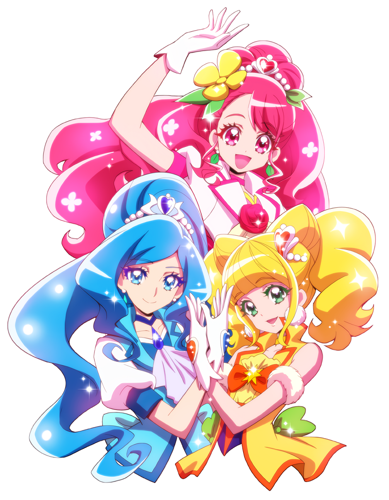 Eiga Healin' Good Precure: Little 3