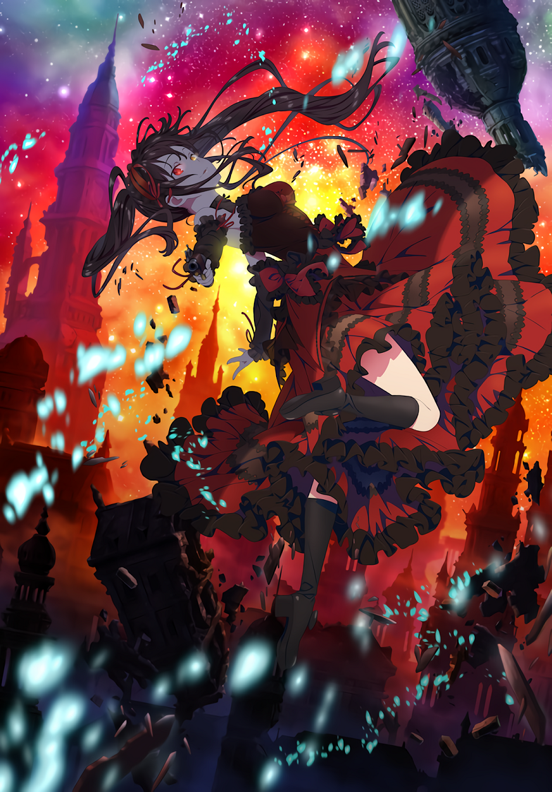 Date A Live Fragment: Date A Bullet: Kurumi gig in the sky