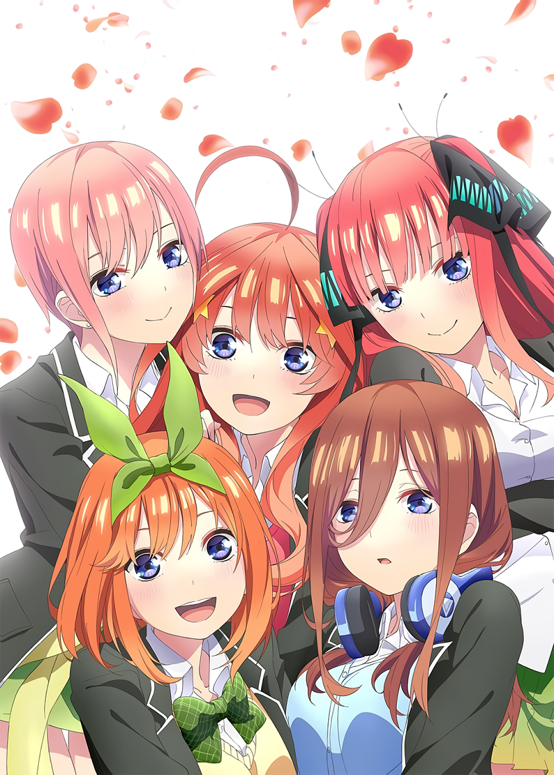Gotōbun no Hanayome: Group rozen