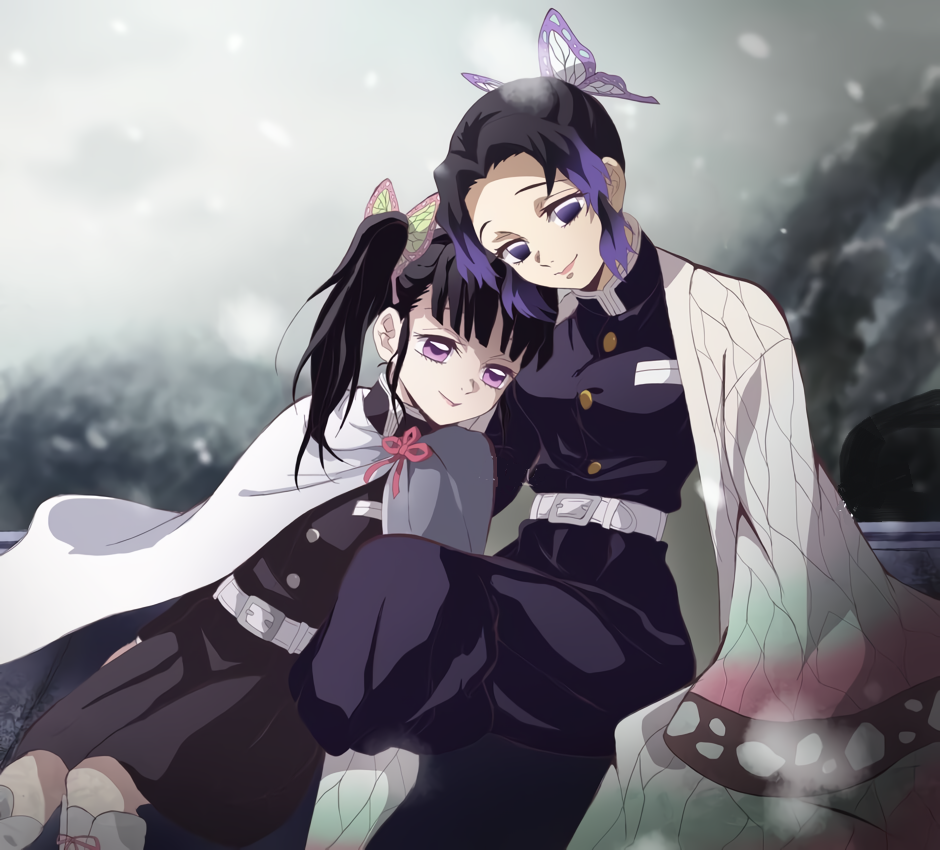 Kimetsu no Yaiba: Cute Butterfly