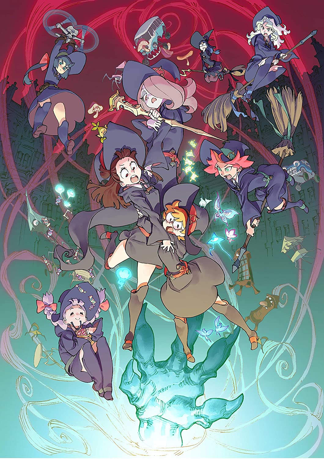 Little Witch Academia: Ascention
