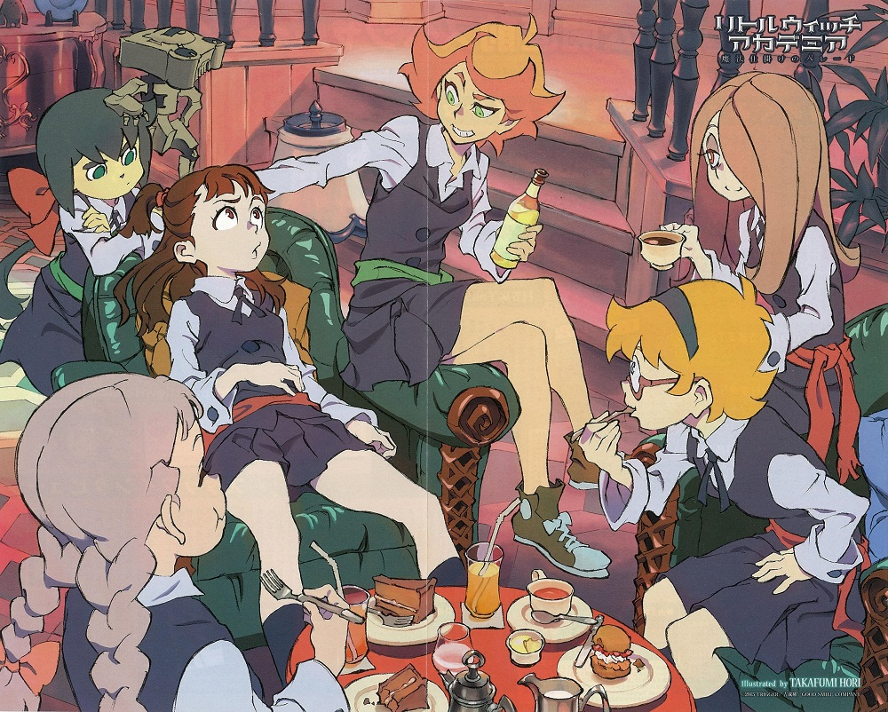 Little Witch Academia: Happy Hour