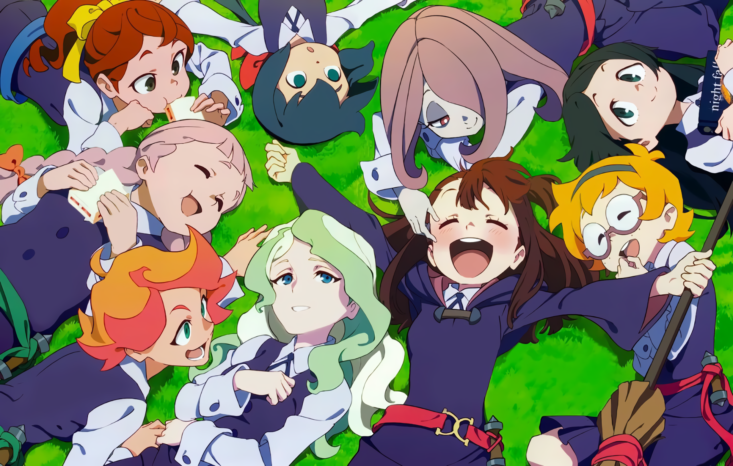 Little Witch Academia: Group