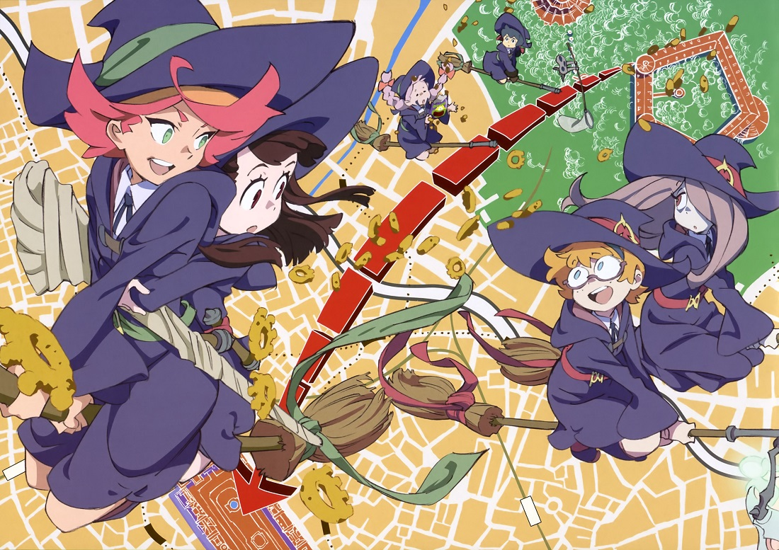 Little Witch Academia: g2