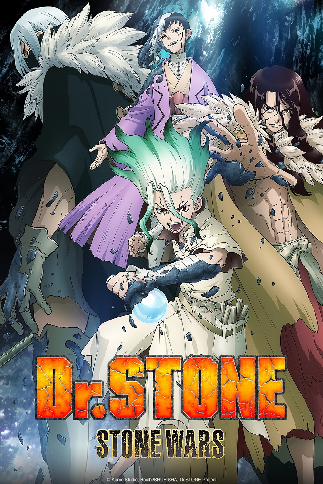 Dr. Stone: New promo