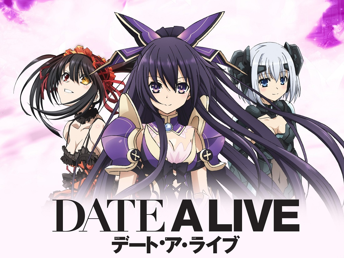 Date A Live: Three little birds